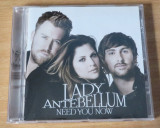 Lady Antebellum - Need You Now CD, capitol records