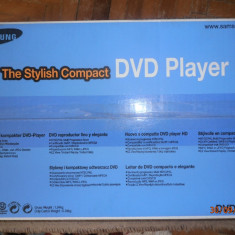 DVD player SAMSUNG - DVD Playere