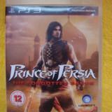 Joc PS3 - Prince of Persia ( The forgotten sands ) - are doua zgarieturi - Jocuri PS3, Actiune, 12+