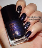 Oja MOV SIDEFAT L'OREAL Resist & Shine Titanium 732 Black Violet, L'oreal Paris