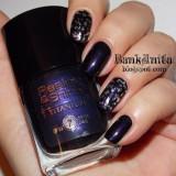 Oja MOV SIDEFAT L'OREAL Resist & Shine Titanium 732 Black Violet