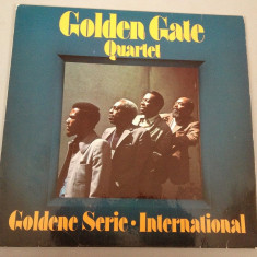 GOLDEN GATE QUARTET - GOLDEN (1969/EMI REC/RFG) - SOUL/VINIL/VINYL/IMPECABIL(NM) - Muzica Jazz emi records