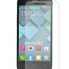 Folie Alcatel One Touch Pop S7 OT-7045 Transparenta - Folie de protectie Alcatel, Lucioasa