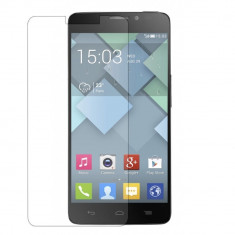 Folie Alcatel One Touch Idol X OT-6040 Transparenta