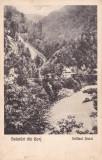 CARTE POSTALA Salutari din Gorj - Defileul Jiului                 Necirculata, Targu Jiu, Printata