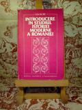 G. D. Iscru - Introducere in studiul istoriei moderne a Romaniei
