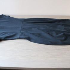 Rochie neagra Zara Basic - Rochie de zi Zara, Marime: S, Culoare: Din imagine, S, Negru, Scurta
