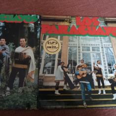 Luis Alberto Del Parana Y Los Paraguayos disc dublu vinyl 2 lp muzica Latino, VINIL