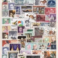 268 - Lot timbre diverse