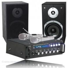 SET KARAOKE ALL IN ONE - Mixere DJ