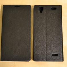 Husa Allview P7 Seon Flip Case Slim Black
