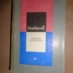 Istoriile florentine- Machiavelli