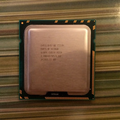 Procesor QUAD CORE Intel Xeon Processor E5504 (4M Cache, 2.00 GHz, 4.80 GT/s Intel QPI) SLBF9 socket FCLGA1366 - Procesor server, 2000-2500 Mhz