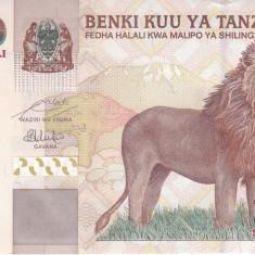 Bancnota Tanzania 2.000 Shilingi (2009) - P37b UNC