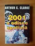 k3 2001 O ODISEE SPATIALA - Arthur C Clarke