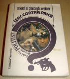 LEAC CONTRA FRICII - Arkadi si Gheorghi Weiner, Alta editura, 1990