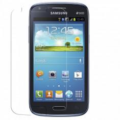 Folie SAMSUNG GALAXY CORE i8260 i8262 Transparenta - Folie de protectie Samsung, Lucioasa