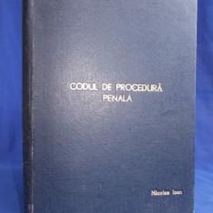 CODUL DE PROCEDURA PENALA AL R.S.R. - 1973