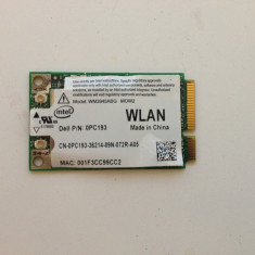 Placa Wireless Dell Latitude D420/ D430/ D620/ D630/ D631 -WM3945BG MOW2 -INTEL - Precision M2300 + MONTAJ GRATUIT - Adaptor wireless