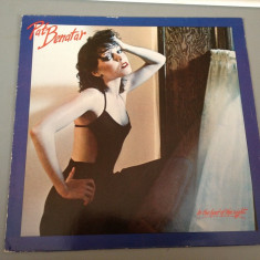 PAT BENATAR - IN THE HEAT OF THE NIGHT(1979/CHRYSALIS RECRFG) - DISC VINIL/VINYL