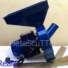 Moara Electrica pentru Faina - Uruiala - Porumb - Cereale  MICUL FERMIER - 2.5Kw