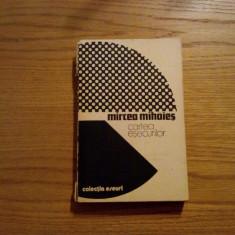 MIRCEA MIHAIES  -- Cartea Esecurilor * Eseu despre rescriere -  1990, 261 p.