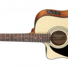 Chitara electro-acustica Fender CD-100CE LH (stangaci) - Chitara acustica