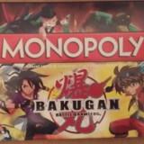 Monopoly in limba romana Bakugan / Joc unisex - Jocuri Logica si inteligenta, 8-10 ani