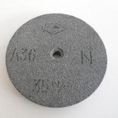 Piatra abraziva ( Disc de şlefuit ) 150 x 12, 7 x 20 mm K36 - Slefuitor