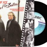 Bolland & Bolland - Tears of ice (1987, Teldec) Disc vinil single 7