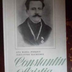Constantin Aristia - Ana Maria Popescu, Alexandru Machedon, 300192 - Biografie