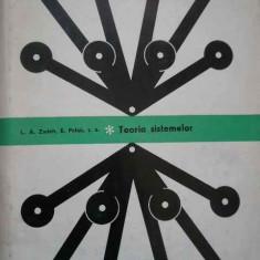 Teoria Sistemelor - L.a.zadeh E.polak, 280651 - Carti Mecanica