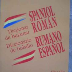 Dictionar De Buzunar Spaniol Roman - Ileana Scipione, 273280 - Curs Limba Spaniola