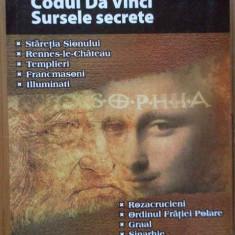 Codul Da Vinci Sursele Secrete - Jean-jacques Bedu, 289663 - Biografie
