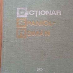 Dictionar Spaniol-roman - Al. Calciu Z. Samharadze, 298854 - Curs Limba Spaniola
