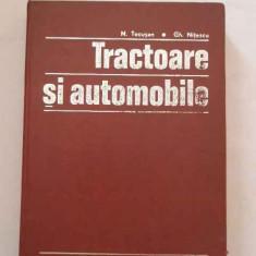 Tractoare Si Automobile - N. Tecusan Gh. Nitescu, 269850