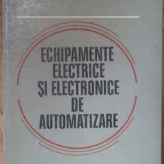 Echipamente Electrice Si Electronice De Automatizare - C. Nitu I. Matlac C. Festila, 519428 - Carti Electrotehnica