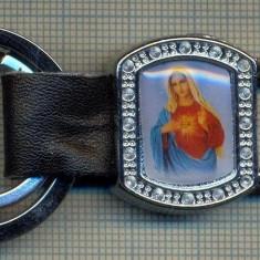 ATAM2001- Breloc 298, pentru colectionari - TEMATICA RELIGIOASA -starea care se vede - Breloc Barbati