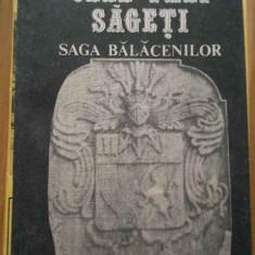 Cele Trei Sageti Saga Balacenilor - C. Balaceanu-stolnici, 284580 - Istorie