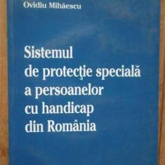 Sistemul De Protectie Speciala A Persoanelor Cu Handicap Din - Constantin Stoenescu, 279042 - Carte Jurisprudenta