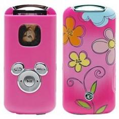 MP3 player pentru copii - DISNEY Mix Stick 2.0 - PRINCESS COLORS, 2GB, Roz
