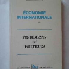 Economie Internationale Fondements Et Politiques - Colette Neme ,269576