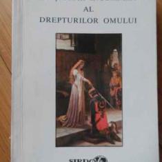 Dictionar Incomplet Al Drepturilor Omului - Corneliu Ormeneanu, Emil Lungeanu, 520997 - Carte Jurisprudenta