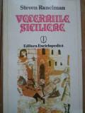 Vecerniile Siciliene - Steven Runciman ,280338