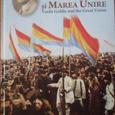 Vasile Goldis Si Marea Unire - Virgiliu Jireghie, Marius Grec, 306459 - Carte Geografie