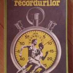 Cartea Recordurilor - Cristian Topescu, virgil Ludu, 304400 - Carte sport