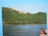 HOPCT14603 ROMANIA LACUL VALIUG -DEBARCADERUL / JUDETUL CARAS SEVERIN                - [ CIRCULATA]