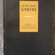 Jean-paul Sartre - Georgeta Horodinca, 274746 - Biografie