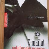 E Mailul Codul Bunelor Maniere - Shirley Taylor, 297468 - Carte in engleza