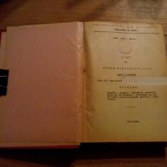 CURS de DREPT CONSTITUTIONAL * Anul I Licenta -- Ion V. Gruia -- 1945/1946, 671 p. - Carte Drept constitutional